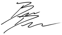 Brock Davidson Signature